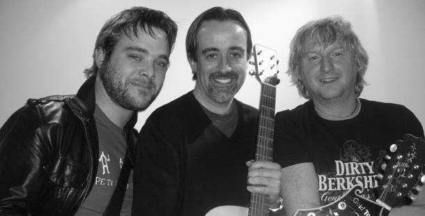 The Folkmen Trad Band