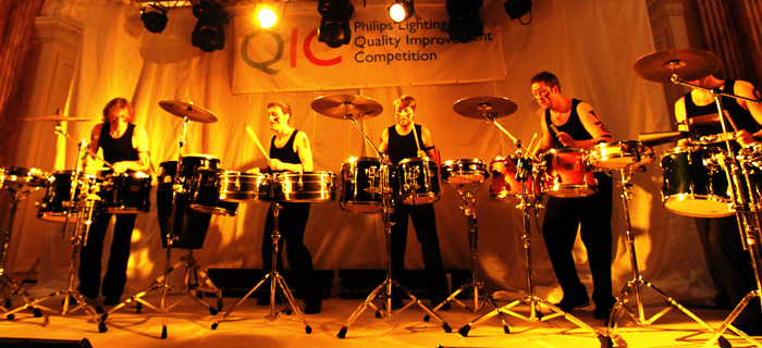Drummers for events