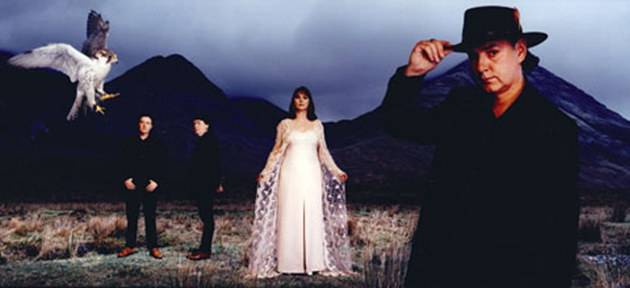 Celtic singers