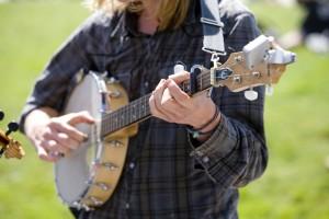 Traditional Irish Guitarist